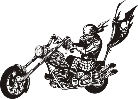 Harley Davidson Cartoon T Shirts